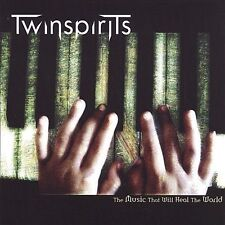 FREE US SHIP. on ANY 2 CDs! NEW CD TWINSPIRITS: The Music That Will Heal the Wor