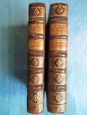 Marguerite de LUSSAN : ANECDOTES DE LA COUR DE PHILIPPE AUGUSTE, 1733. 2 vol.