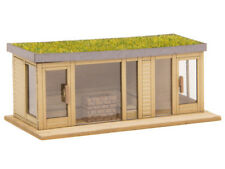 Noch 14397 HO L-C Sauna with View (LASER CUT minis Kit) #new original packaging#