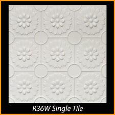 Ceiling Tiles Glue Up Styrofoam 20x20 R36 White lot of 100 pcs 270 sq ft