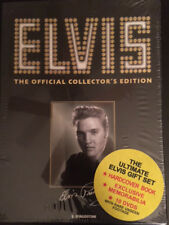 Elvis Presley Collector's Edition 10 DVD Set,  256 page Hardcover Book Gift Set