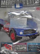 Mercedes l 1113/1966 * Nº 40 * coleccionista kit 1:12