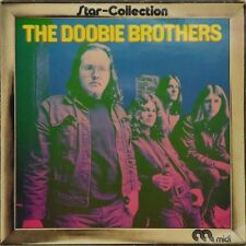THE DOOBIE BROTHERS 'STAR COLLECTION' GERMAN IMPORT LP