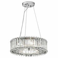 Lampadari da soffitto di cristallo di soggiorno