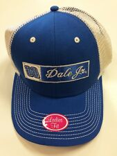 Nascar Hendrick Motorsports Blue & White Ladies Fit #88 Dale Jr. Ball Cap NWT