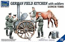 RIICh Models 1/35th Scale German Field Kitchen Kit No. 35045