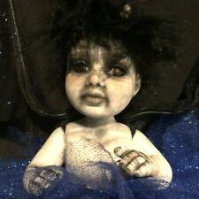 Gothic Girl Gargoyle Ballerina Baby Ooak Porcelain Doll Haunted Horror g2taylor