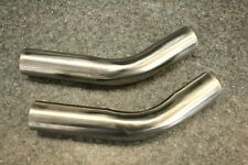 Jack-Be-Quick; Triumph Thunderbird catalytic converter replacement elbows