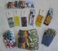 52 Pcs Mixed Lot Luggage Tags ID Suitcase Bag Label Golf Beach Theme