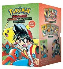 Pokemon Adventures Fire Red & Leaf Green / Emerald Box Set: Includes Volumes 23-