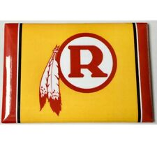 "Washington Redskins NFL American Football Retro Logo 2"" x 3"" Home Fridge Magnet"
