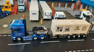 1:50 Scale Timber Crate, Heavy Haulage, Code 3 Diorama, Accessories