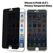 Anti Espia Privacidad Protector de Pantalla de Vidrio Templado para Apple iPhone 6 Plus, 6 splus