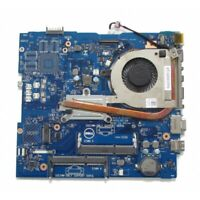 Dell Vostro 3558 Motherboard Intel i3-4005u @ 1.70Ghz Heatsink and Fan