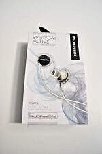 Sol Republic 1131-41 3-Button In-Ear Sport Active Headphones iPod iPhone NEW