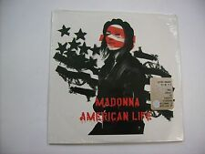 MADONNA - AMERICAN LIFE - CD SINGLE CARDSLEEVE NEW SEALED 2003