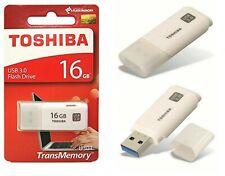 Toshiba Fast 16GB USB 3.0 Flash Drive Memory Stick Trans Memory Premium Quality