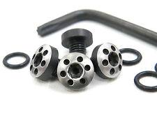 "1911 Slim Grips Screws,4 screws/O Rings, Torx Key, 0.233"", 2 Tone,E,1911S-1-D"