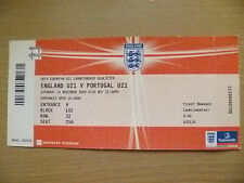 England Surname Initial C Football Tickets & Stubs