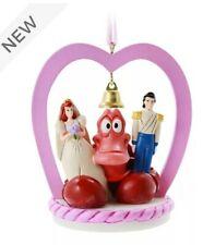 Disney Store The Little Mermaid Wedding Christmas Ornament 2020