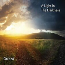 GOLANA - A LIGHT IN THE DARKNESS   CD NEW+