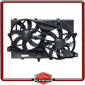 New Dual Radiator and Condenser Fan Assembly for Edge MKX
