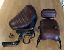 Indian Scout Bobber Passenger Seat, Pegs And Solo Seat