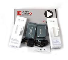 984Ft/300M, Wireless MiraBox HDMI Extender Over IP Converter Cat5/Cat6 L/R Audio