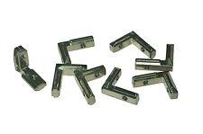 8 PCs of In Slot Corner bracket for 20  Aluminium Extrusion T-Slot Profile