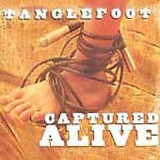Tanglefoot - Captured Alive [New CD]