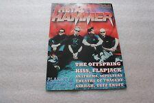 Metal Hammer 3/1997 The Offspring, Kiss, Flapjack, Tool, King Diamond,