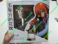 Anime The Quintessential Quintuplets Miku Nakano 1//8 Scale PVC Figure New 19cm
