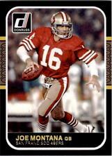 2016 Donruss 1987 Classics #7 Joe Montana 49ers