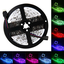 SUPERNIGHT® RGB 5M 150Leds Non-Waterproof 5050 LED Strip Light for Xmas New Year