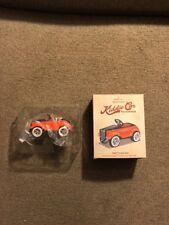 Hallmark Ornament 2016 Tracy's Hot Rod - Kiddie Car Classics