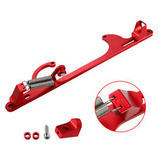 Red Aluminum Throttle Cable Carb Bracket Fits 4150 4160 Carburetor 502 260 289