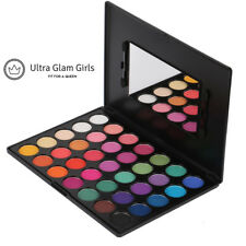 "Ultra-Glam-Girls 35 COLOR EYESHADOW PALETTE DRAG QUEEN ""MATTE VIBRANT GLAM #1"""