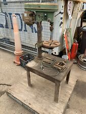 Toolex 16 Speed Upright Standing Drill Press