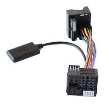 Car Aux Bluetooth Audio For Bmw E60 E61 E62 E63 E64 Cable Adapter Accessories