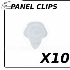 Panel Clip Doors Pannels Toyota Range Agya/Auris/Avensis Pack of 10 Part 11762