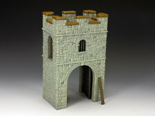 RF001(G) Roman Fort Gate Tower (Graystone) by King & Country