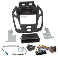 Ford Transit Connect PJ2 13-18 1-DIN Autoradio Einbauset Radioblende