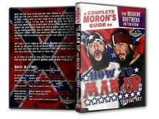 The Briscoe Brothers Shoot Interview DVD, ROH Wrestling Ring of Honor Jay Mark