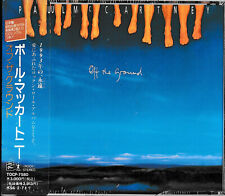 PAUL McCARTNEY - OFF THE GROUND - CD Album + Single CD - JAPAN IMPORT / NEU+OVP!
