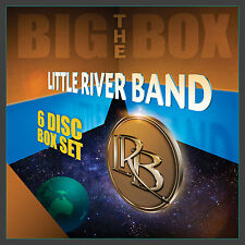 LITTLE RIVER BAND New Sealed 40th ANNIVERSARY DVD & 5 CD BOXSET