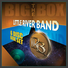 LITTLE RIVER BAND New Sealed 2017 40th ANNIVERSARY DVD & 5 CD BOXSET