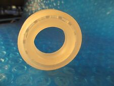 Kms A6006G, Acetal Plastic Radial Ball Bearings fitted with Glass Balls