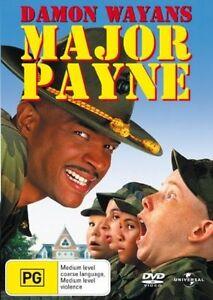 Major Payne (DVD, 2007)