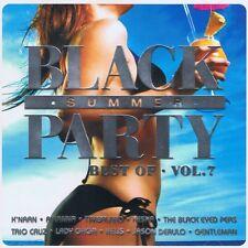 Black Summer Party - Best of - Vol.7 - Neu 2 CDs Lady Gaga Rihanna Stromae Drake
