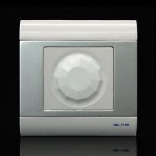 IR Infrared PIR Motion Module Body Sensor Smart Auto ON/OFF Light Wall Switch